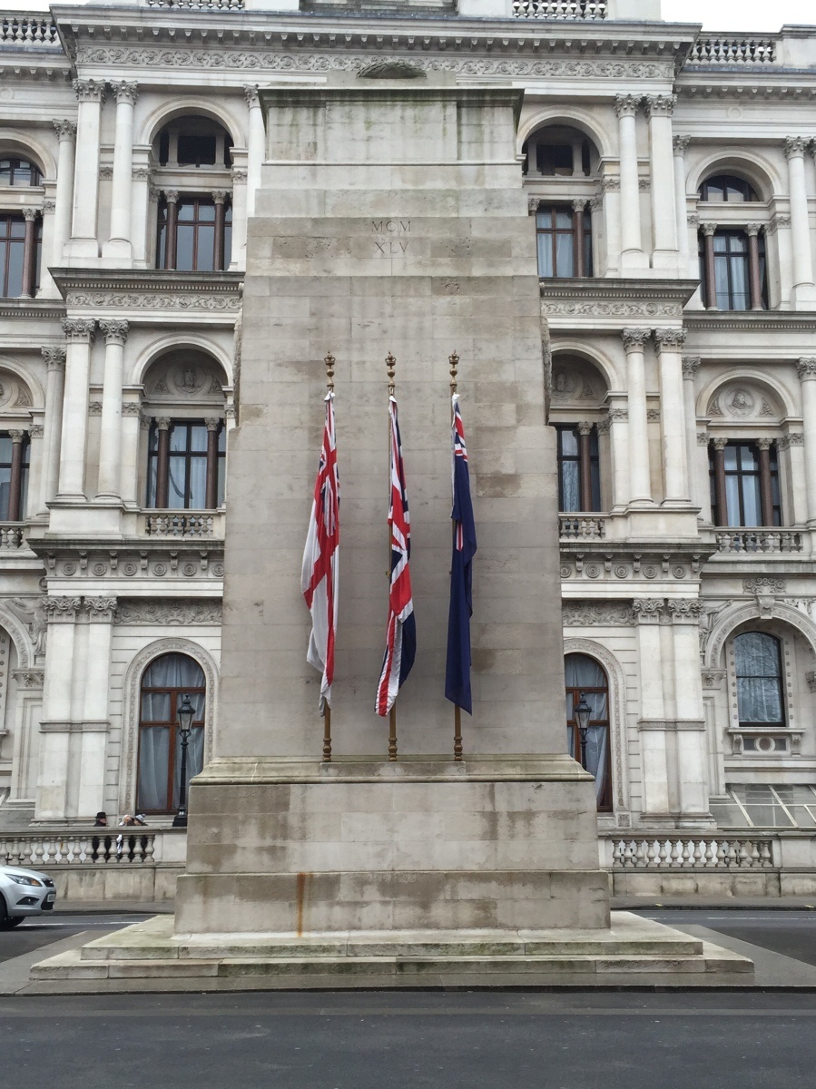 picture of The Cenotaph, London